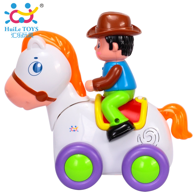 Newly Design Factory Electrical Animal Toy Car