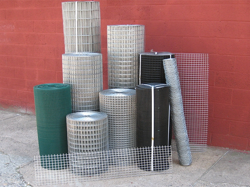 Concrete Wire Mesh Sizes by Puersen