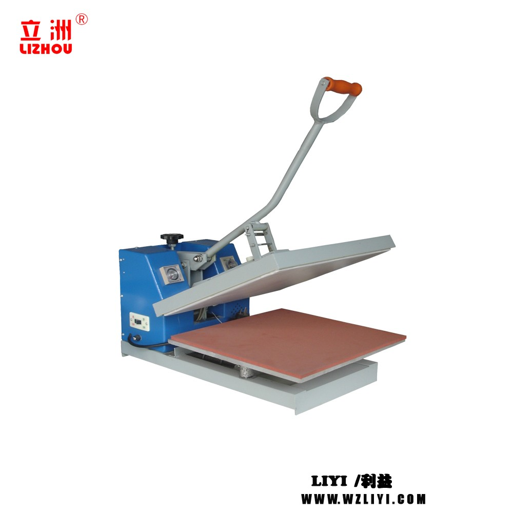 LZ Small Hand t shirt Heat Press/Printing Machine with low price