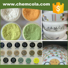 Melamine formaldehyde moulding compound powder