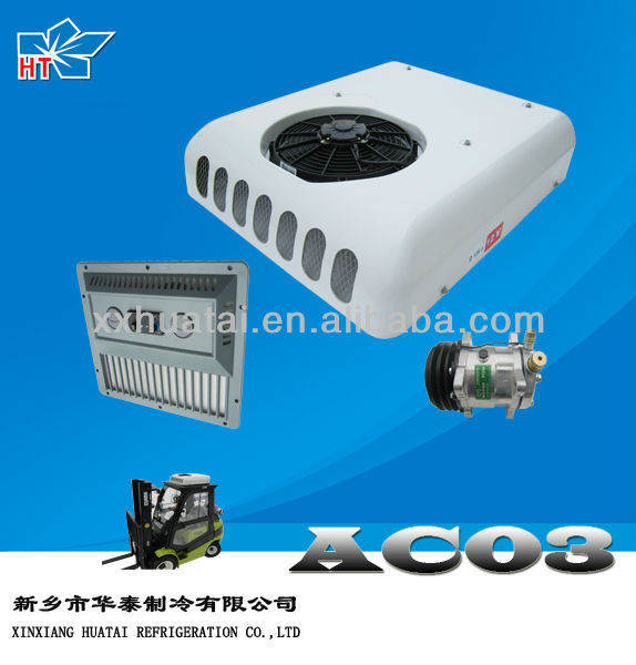 3.5KW AC03 DC12v rooftop truck air conditioners