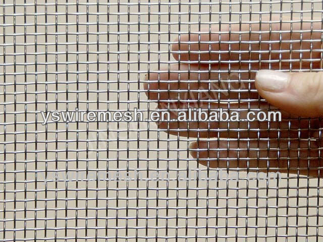 stainless steel mosquito netting