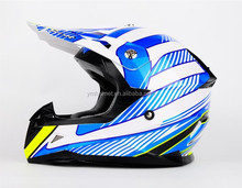 Motorcross helmet dot approved hot sale vintage off-road kids helmet for ATV bikes