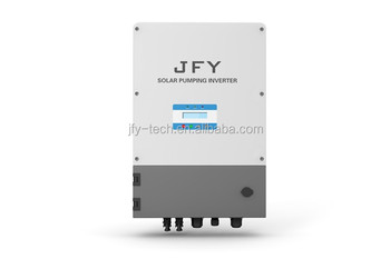 JFY SPRING 37KW MPPT IP54 Solar Pumping Inverter RS485/CAN/GPRS