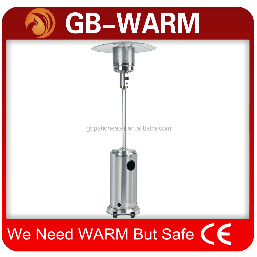 restaurant gas heater