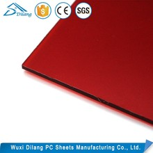 Best price bayer makrolon solid polycarbonate sheet pc resin
