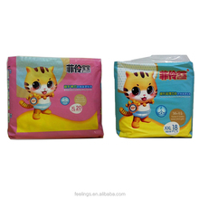 High Quality Disposable Premium Baby Diaper Plastic Pants