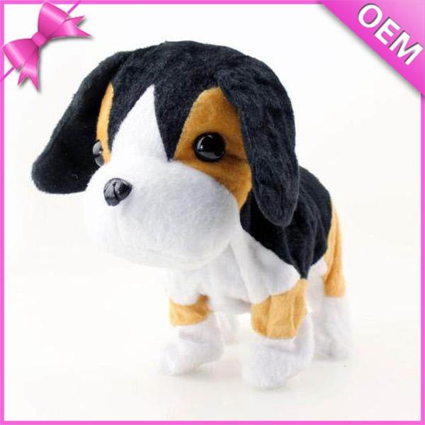 Electric Stuffed Animal Moving Stuffed Dog Toy Plush