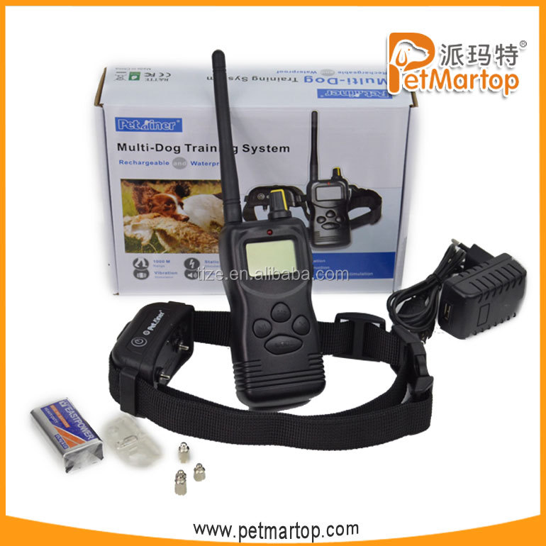 how to train dogs remote dog trainer dog obedience training TZ-PET900B