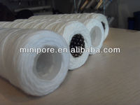 Polypropylene String Wound Filter Cartridge for Water Treatment