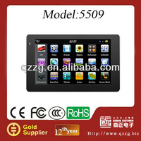 China 5'' GPS Navigation vw polo gps navigation system