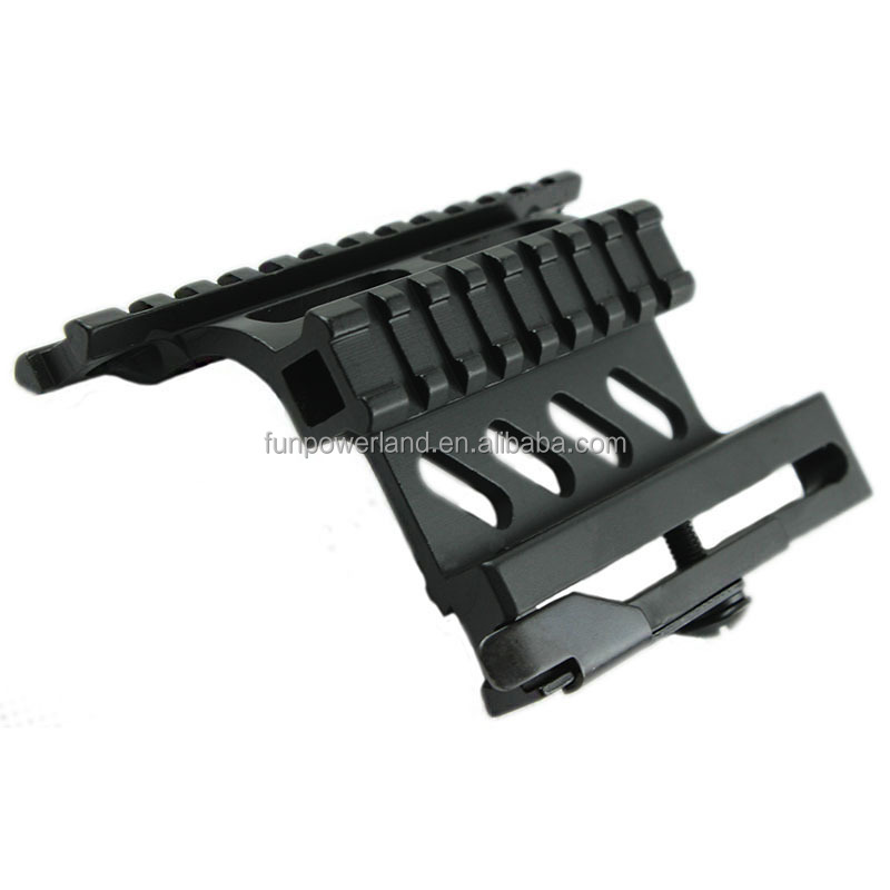 Funpowerland AKs Side Picatinny Rail QD Mount