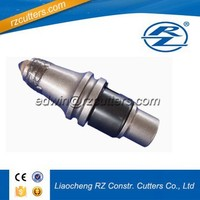 rotary digging machine parts/ quality conical earth auger drill bits