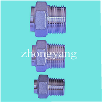 304 stainless steel casting thread fittings spare parts