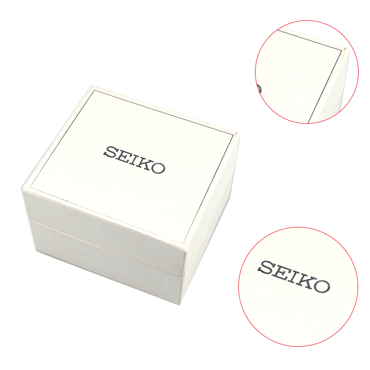 Eco-friendly cosmetic gift boxes designer stamping replica gift box with lid
