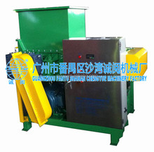 2015Chinaplas high quality professional single shaft shredder used tire shredder for sale