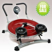 2011New fitness equipment abdominal series circle of high quality HY-0026B)