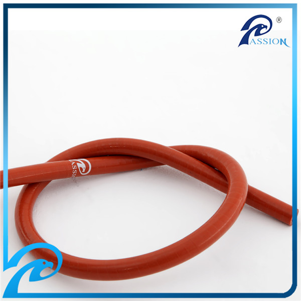 Blue/Black/Red 1/2 X 3/4 Inch Silicone Resistance Tubing