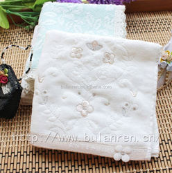 hot sale halloween pumpkin hand towel dish cloth