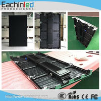 p4.8 Die-casting Aluminum panels light led curtain led video panel wall