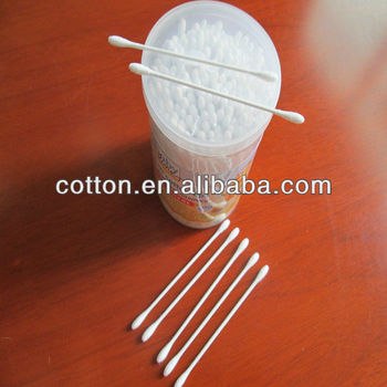 mini baby cotton tips (200pcs cotton tips)
