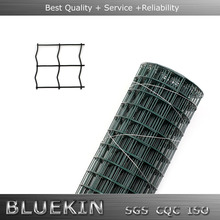 popular item pvc coated 1x1 wire mesh fencing