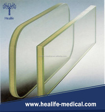 China Manufacturer Supply Radiation Room Use X ray protective lead glass