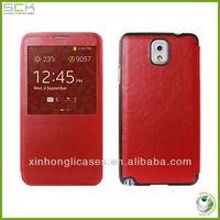 High Quality Note3 Flip Cover,Galaxy Note3,Galaxy Note3 Case