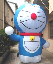 custom inflatable Cartoon Character A Dream inflatable,Special promotions jingle cats balloon
