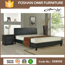 soft comfort hotel project leather bed SS8006