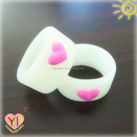 Factory Directly Pure Silicone Finger Ring