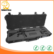 Lockable Universal AR Tactical Rifle Gun Case with wheels