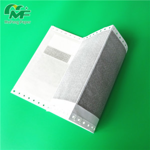 carbonless ncr paper for personal and confidential envelope pin mailer payslip template printing