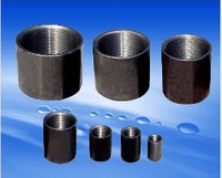 Chinese professional manufacturer supply carbon steel threaded coupling