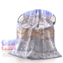 Factory Derect Supply Organic Cotton Fancy Bath Towel