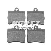 Auto brake pad 002 420 51 20 for Benz
