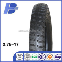 New pattern motorcycle tire/ 2.75-17 motorbike tire / Qingdao tyre