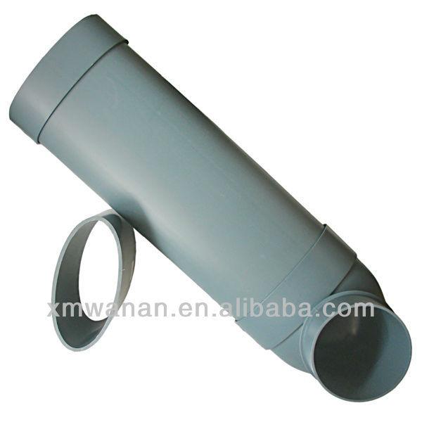 Cuarto de ba o accesorios de pvc u tubo de aseo for Accesorios bano plastico