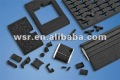 Cellular rubber punched products