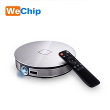 Factory Price Smart Mini Projector CSQ-D8S-RK3368 DLP Android 6.0 1G/16G 2G/32G Projector