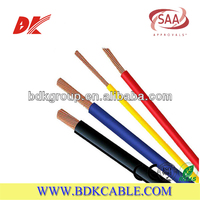 Hot Selling and Superior Quality flexible high voltage cable by AS/NZS 3191