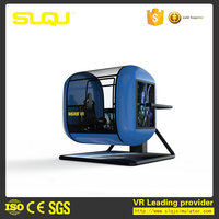 9D Cinema System Laser Shooting Simulator