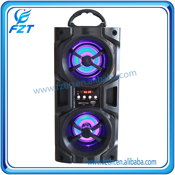 Unique design perfect sound bluetooth outdoor UK-30 2.1 multimedia speaker