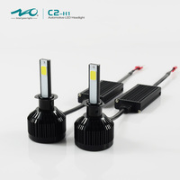 2016 newest xenon hid kits china 33W 3000/6000LM car auto led headlight led headlamp xenon hid kits china for both 12V 24V car