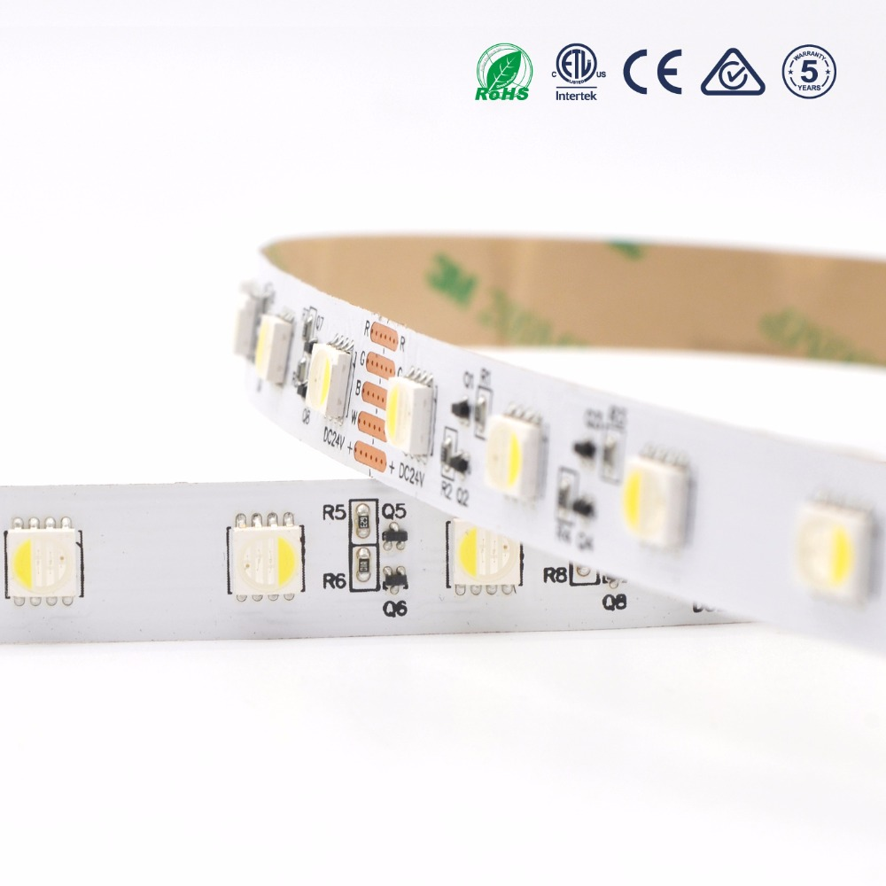 Superior quality rgbw 5050 4in1 15m ce rohs swimming pool led strip lighting