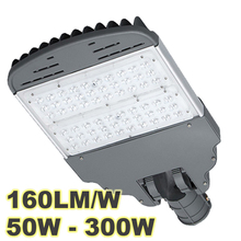 High brightness 160LM/W 50w 100w 150w 200w 250w LED street light, Solar LED street light, Street LED Light
