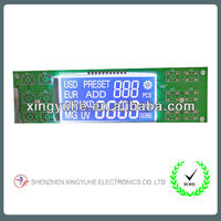lcd digital counter display