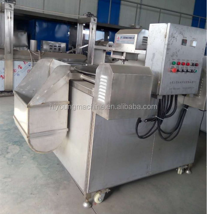 Good Quality Gari Frying Machine with factory price