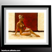 Wholesale High Quality Classical art painting Sexy nude woman painting On Canvas