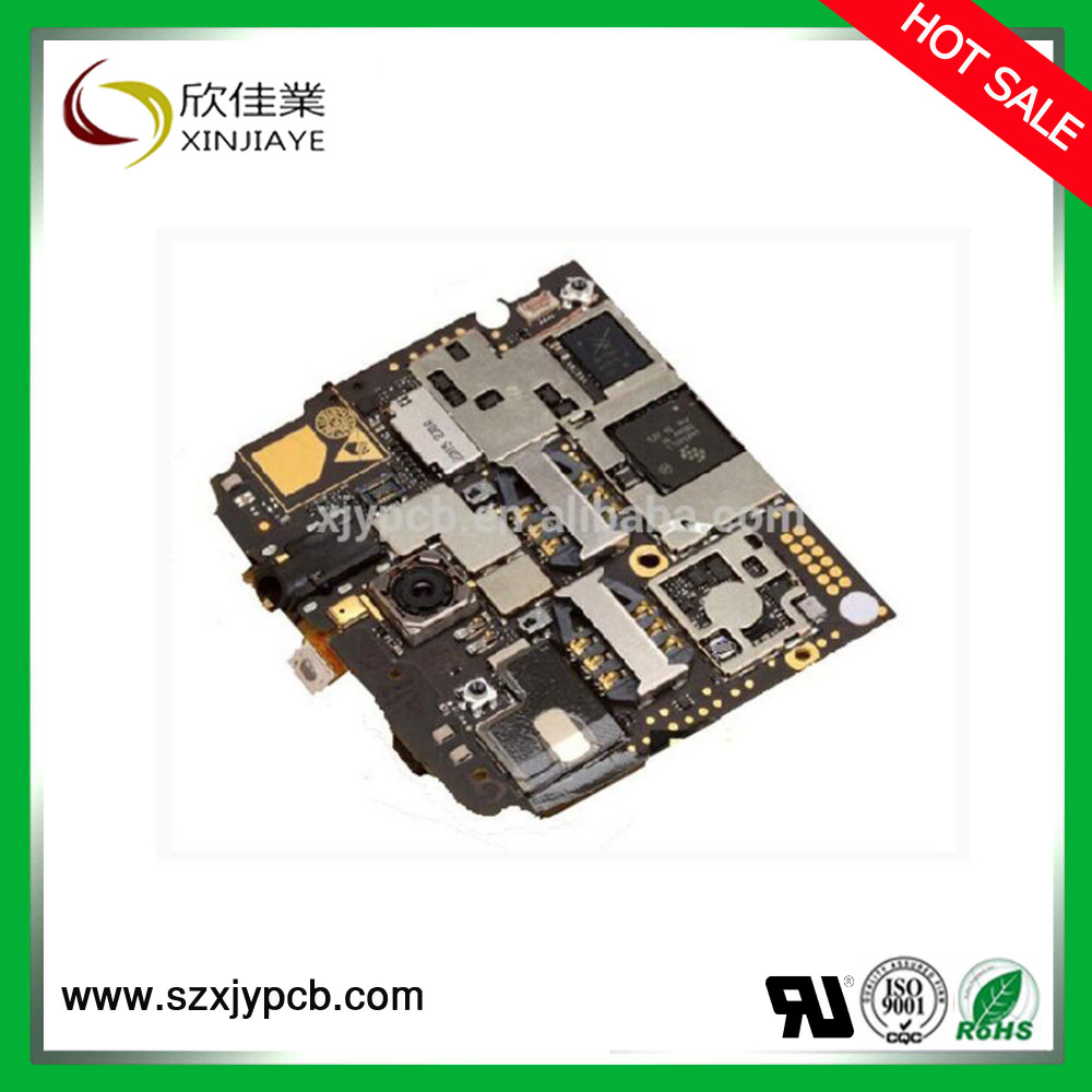 Electronic 2 layers,4 layers,6 layers PCBA Manufacturer PCB Assembly